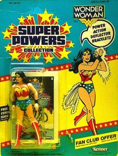 twentiethcenturykid:  MEANWHILE IN THE HALL OF JUSTICE! Visions Of The Kenner Super Powers Collection Circa 1984-1986 Wonder Woman