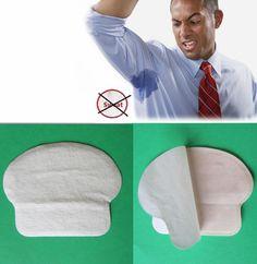 12 UNIDS Desechable Axilas Sudor Guardia Hoja Pads Axila Vestido Ropa Shield Absorbiendo Desodorante Antitranspirante Cuidado de La Salud