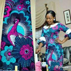African Print Dresses, African Fashion Dresses, African Attire, African Wear, African Women, African Dress, Cute Dresses, Beautiful Dresses, Smart Dress