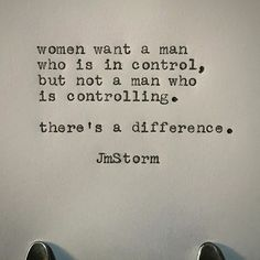 The difference #control #jmstorm #jmstormquotes