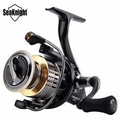👨🔥Fishing Reel SeaKnight TREANT II 5.0:1 6.2:1.🔥👨  ❇️ Price: $34.63 ❇️ and FREE Shipping  #onlineshopping Carp Tackle, Carp Fishing Tackle, Fishing Life, Best Fishing, Fly Fishing, Tuna Fishing, Fishing Store, Crappie Fishing, Fishing Spinning Reels