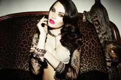 Richard Bernardin Lenses Seductive Lingerie for Dress to Kill Summer 2012