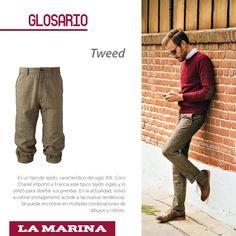Tweed #Glosario #Fashion