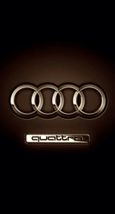 Comprises four interlinked rings which represent the four companies that in 1932 combined to form the Audi name. Audi, DKW, Horch and Wanderer. Iphone 4 Wallpaper Hd, Wallpapers En Hd, Apple Wallpaper, Hd Desktop, Galaxy Wallpaper, Mobile Wallpaper, My Dream Car, Dream Cars, Carros Audi