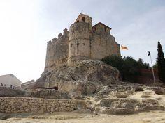 Calafell castle