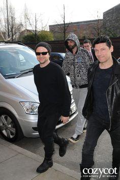 Paul Landers, Oliver Riedel and Christoph Schneider