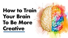 """Have you ever wondered how to """"unlock"""" all of the ideas swimming around in your head? Well, we have some tips on how to train your brain to be more creative.."""
