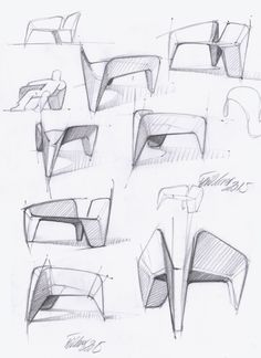 Carbon Chair, design Thomas Feichtner