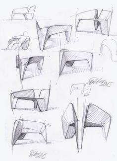 Carbon Chair, design Thomas Feichtner