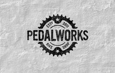 PedalWorks Bike Shop Logo | Flickr - Photo Sharing!