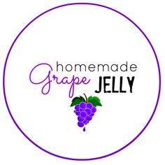 Apricot Jam and Printable Jam Labels - The Idea Room Strawberry Syrup Recipes, Apricot Jam Recipes, Homemade Strawberry Jam, Homemade Grape Jelly, Jam Recipe Without Pectin, Jam Jar Labels, Jam Maker, Christmas Jam, Grape Jam