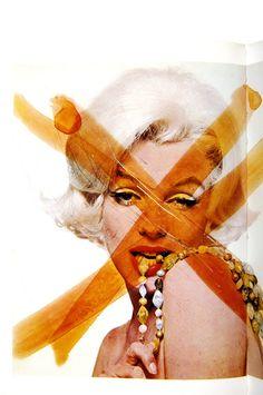 herb lubalin Eros Mag.   Marilyn's last shoot