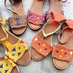 Pai D'égua shoes