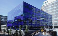 Imperial College Faculty Building | Foster + Partners
