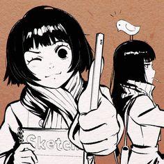 En Plein Air 2 Cool-down sketch! by kuvshinov_ilya Kuvshinov Ilya, Tracing Art, Real Anime, Grunge Art, Artist Alley, Kawaii, Manga Drawing, Poses, Comic Artist