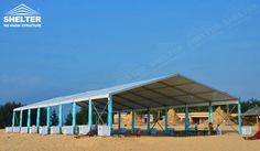 party marquee - outdoor wedding venue for sale - shelter tent-104