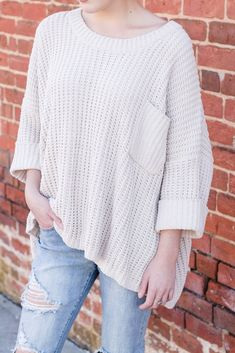 8be9a4b2116 Knit Going To Happen Sweater. Juliana s Boutique