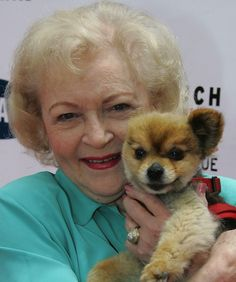Betty White has been caring about animals since way before it was cool. She started her animal-rights work in 1970, has written several books on animals and is currently on the Board of Directors for the Greater Los Angeles Zoo. White is also an honorary president of the Morris Animal Foundation, a nonprofit organization dedicated to helping all animals lead longer and happier lives. David Livingston/Getty Images