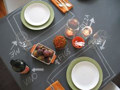 Not only a how-to, but what to do with your cute chalkboard table after! ~ET