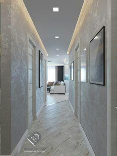 Suspended ceiling models for vestibule House Ceiling Design, Ceiling Design Living Room, Bedroom False Ceiling Design, Ceiling Light Design, Home Room Design, Living Room Designs, House Design, Flur Design, Plafond Design
