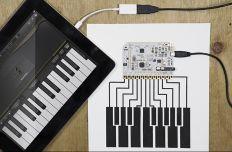Capacitive touch, proximity, MP3, MIDI & Arduino-compatible