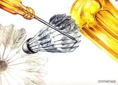 #대구그린섬미술학원 #대구그린섬 #대구미술학원 #그린섬 #기초디자인 #개채묘사 #기초디자인 #드라이버 #셔틀콕 #공구 #건국대 #건국대기초디자인 http://blog.naver.com/redesign_1