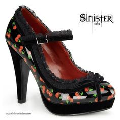I want these shoes...and a matching dress...
