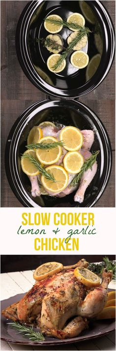 This fresh and zesty chicken recipe is perfect for anyone who loves the lemony brightness of chicken Francese or chicken piccata, but it's lighter and healthier since there's no breading or frying — and totally effortless since you make it in the crockpot.