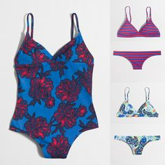 Summer Suits, Beach Accessories, Bodysuit, One Piece, Style Inspiration, Times, Swimwear, Blog, Fashion
