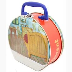 Bedroom Lunchbox, $12.95, now featured on Fab.