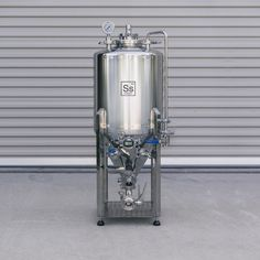 SS BrewTech Stainless Steel Fermenters for just $229  SS BrewTech Stainless Steel Uni-Tank Fermenter #homebrew #homebrewing
