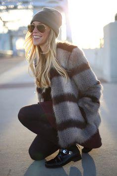 fall style | m.seng インターシャ