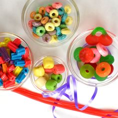 Edible Jewelry Craft Supplies