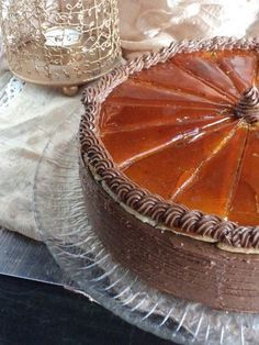 Dobostorta recept Tiramisu, Panna Cotta, Diy And Crafts, Food And Drink, Candy, Ethnic Recipes, Salads, Kitchen, Food Cakes