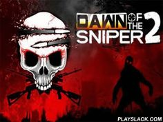 Dawn Of The Sniper 2  Android Game - playslack.com , demolish bloody living-deads blasting  your tough firearm. Aim carefully and strive to conquer the monster with one shot. The world this game for Android is dove  into confusion as a phenomenon of a living-asleep calamity. Only a few groups endured . But they are in mortal threat. offensive living-deads are attempting  to kill all the groups. Only you can stop the walking asleep! awesome sniper firearm with a tough visible sight will aid…