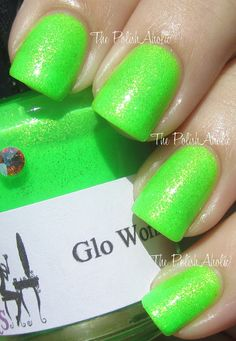 Girly Bits Glo Worm