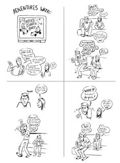A slice-of-life comic I just made about some Mario Kart craziness with my daughter. I also thought I would try a vertical format with the art...
