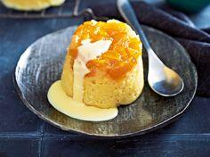 Orangen-Upside-Downies Rezept