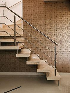29 escadas de diferentes estilos e materiais - Casa