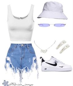 Swag Outfits For Girls, Cute Swag Outfits, Cute Comfy Outfits, Teen Fashion Outfits, Retro Outfits, Look Fashion, Stylish Outfits, Fashion Tips, Hijab Fashion