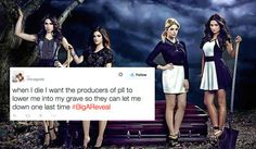"""And everyone's feeling pretty let down. 