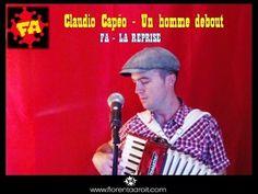 Claudio Capéo - Un homme debout (Cover by Florent Adroit) / FA-LA REPRISE
