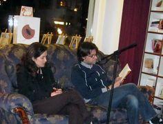 Eine schöne Lesung in Berlin war das ... wir basteln an der nächsten ... ;-) www.angenehme-vorstellung.de