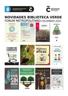 Novidades da Biblioteca Verde da Biblioteca Fórum Metropolitano
