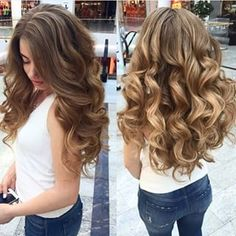 #Hair #Cabello #Curly #Beauty
