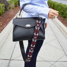 guitar strap. #handbags #guitarstraps #fallbags