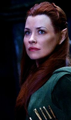 Tauriel, Captain of the Mirkwood Elven Guard