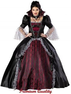 Women's Vampiress Costume