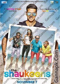 The Shaukeens (2014) Hindi Movie Information