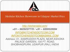Modular kitchen showroom in udaipur market price Udaipur, Kitchen Showroom, Market Price, Marketing